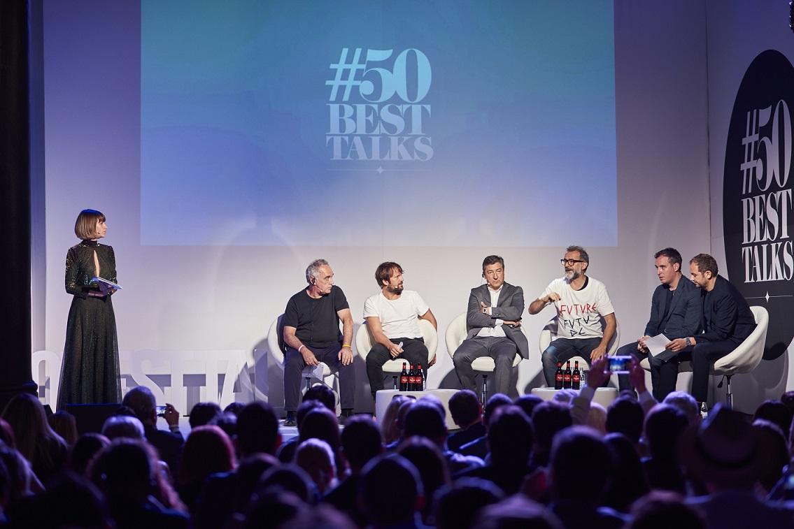 Aclamados chefs se unen a The World's 50 Best Restaurants en Barcelona para celebrar 15 años de premios culinarios