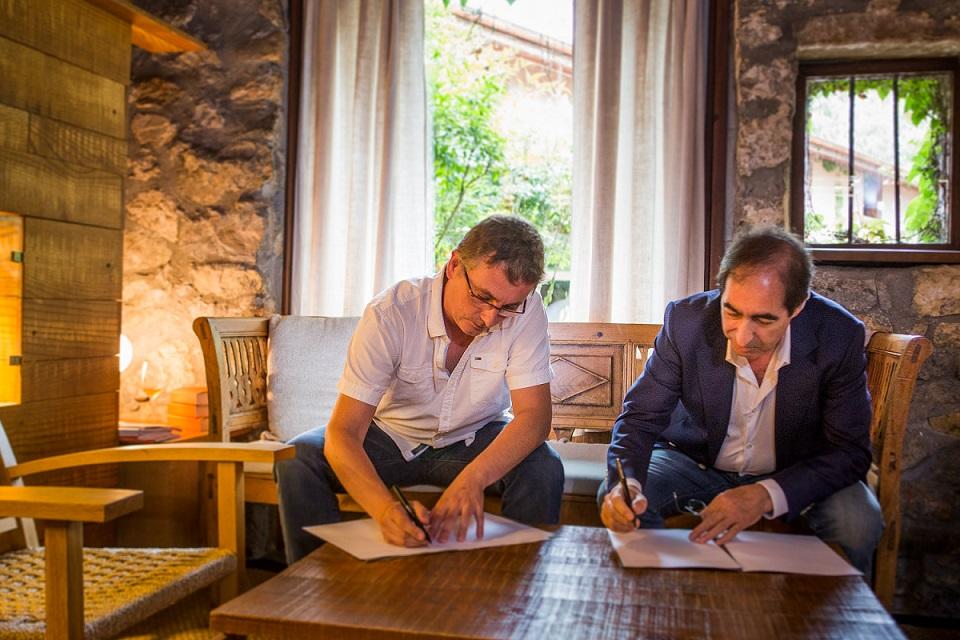 Mugaritz y Arturo Sánchez unen fuerzas para investigar e innovar en el mundo del ibérico