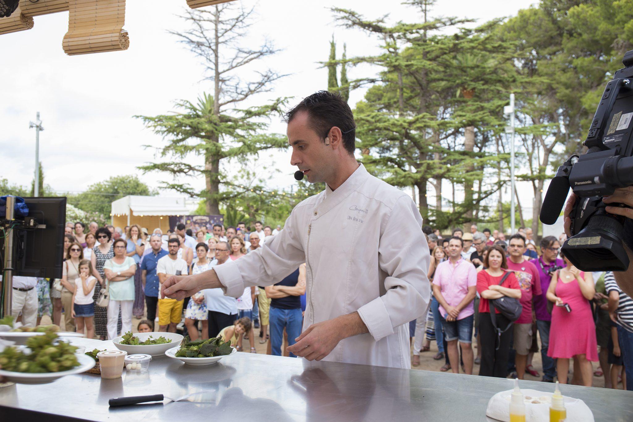 La 1a Muestra Gastronómica TASTVM Vila-seca cierra con éxito y garantiza su continuidad