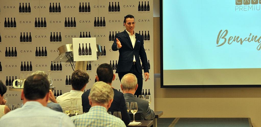 El Salón Cava Premium reúne a más de 300 profesionales en Barcelona