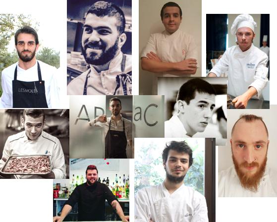 Estos son los cocineros ibéricos que competirán por el título de mejor chef joven del mundo