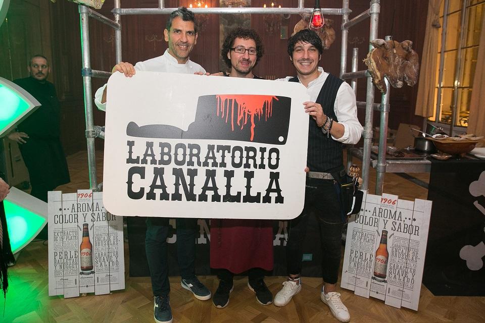 """Los """"canallas"""" cierran su """"laboratorio gastronómico"""" con un fin de fiesta en Madrid"""