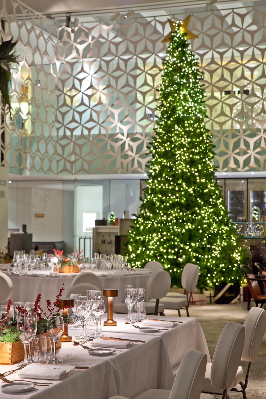 Carme Ruscalleda firma la propuesta de Navidad y Fin de Año de Mandarin Oriental, Barcelona