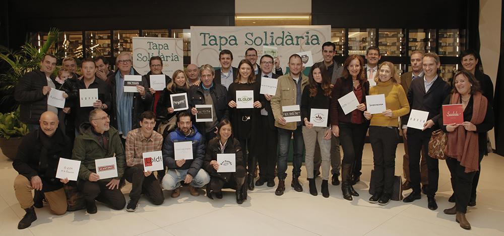 La 7ª Tapa Solidària del Casal dels Infants recauda más de 26.000 euros