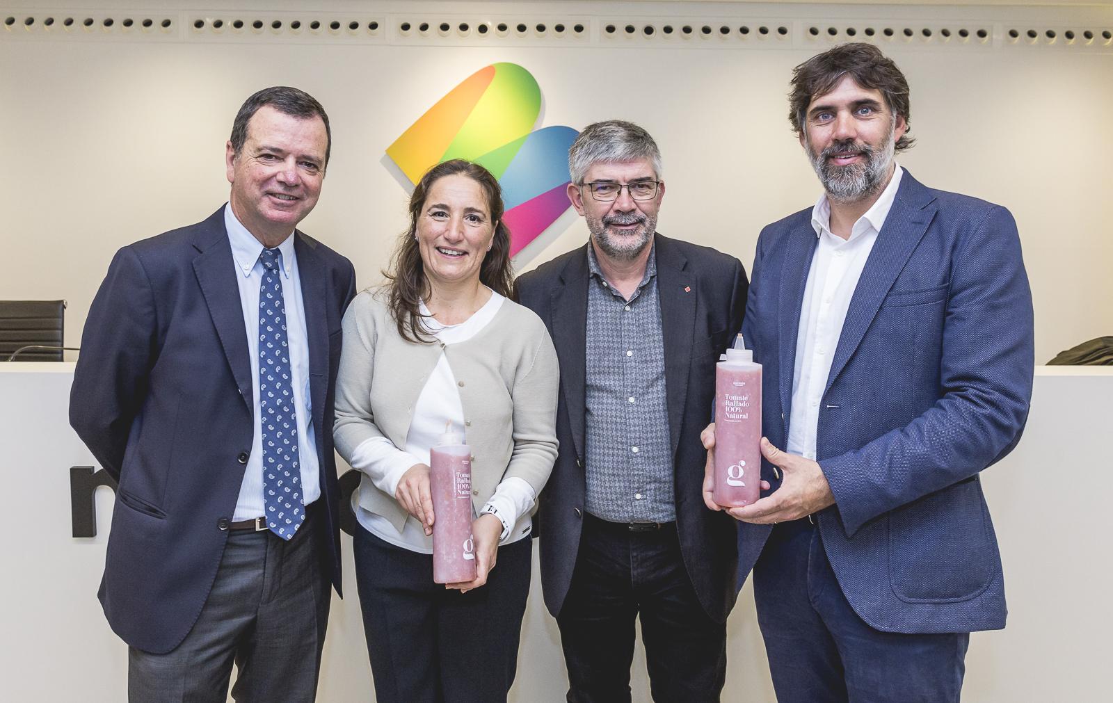 Bidfood Guzmán premiada en Mercabarna Innova por su apuesta por la innovación