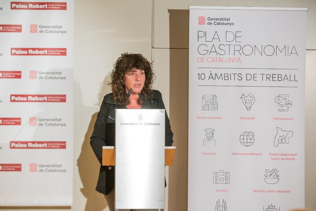 El Pla de Gastronomia de Catalunya organiza una jornada de trabajo con cocineros