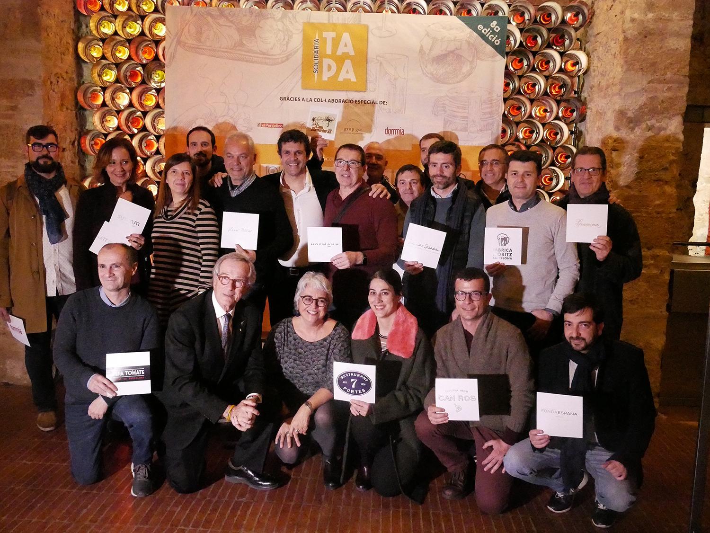 La 8ª Tapa Solidària del Casal dels Infants recauda más de 23.000 euros