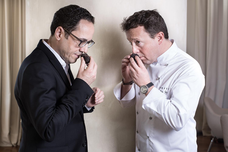 La trufa, como símbolo de la nueva etapa del gastronómico de los aromas