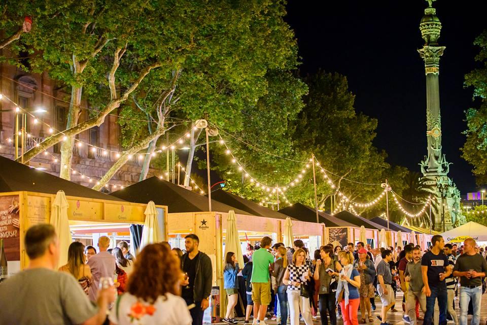 Crece el festival gastronómico Tast a La Rambla