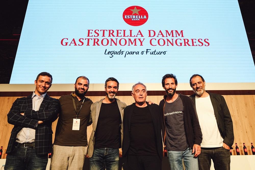 Ferran Adrià comparte su herencia gastronómica en Lisboa
