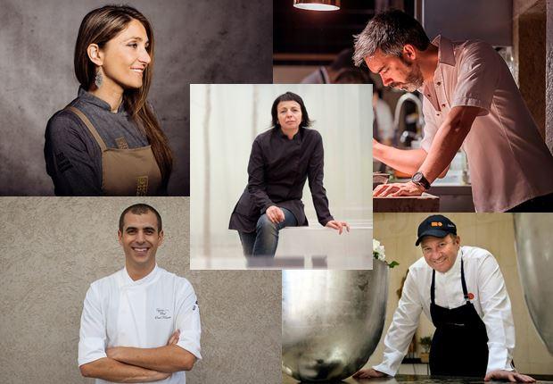 Un jurado de altura para la final regional de S.Pellegrino Young Chef