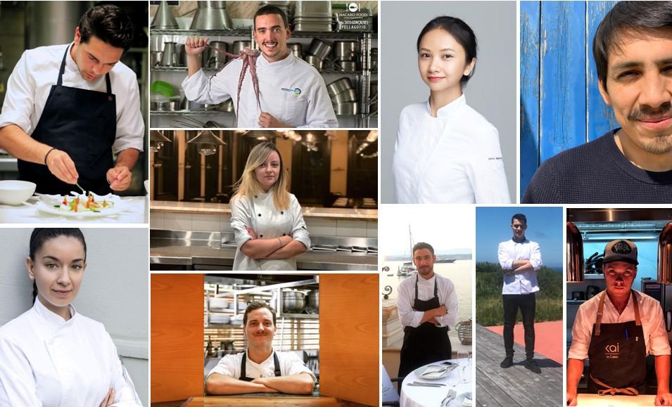 El respeto por la tradición y la tierra de los 10 finalistas mediterráneos de S.Pellegrino Young Chef