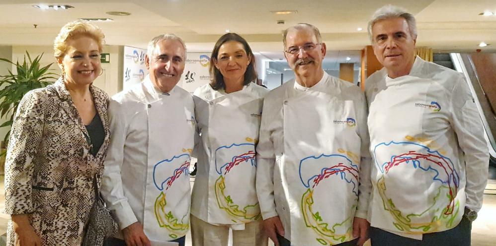 Saborea España celebra su X Aniversario con una gala dedicada a la gastronomía