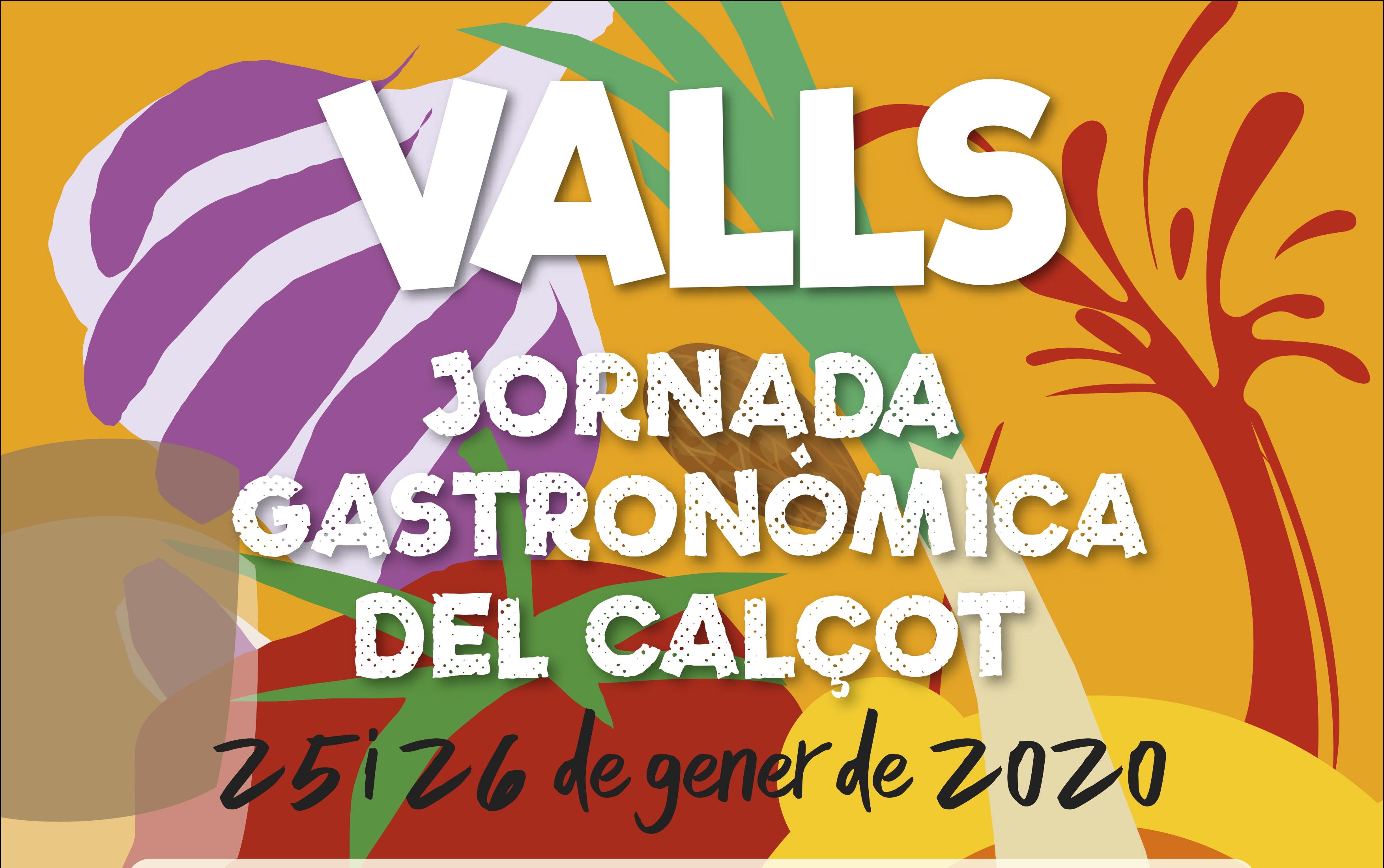El calçot, protagonista en Valls