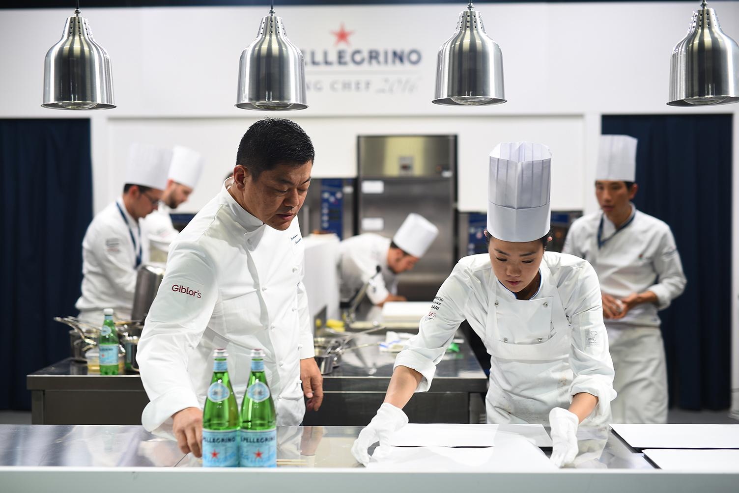S.Pellegrino presenta S.Pellegrino Young Chef Academy
