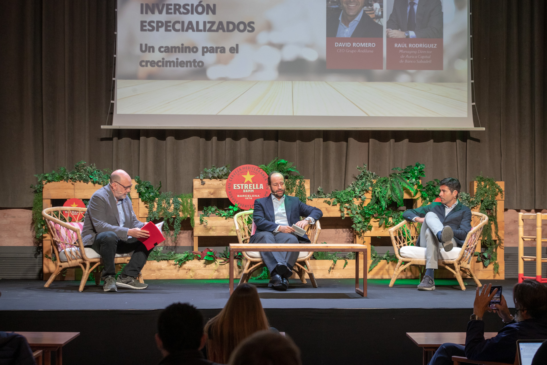 Estrella Damm desgrana el futuro de la hostelería en una jornada sobre el sector